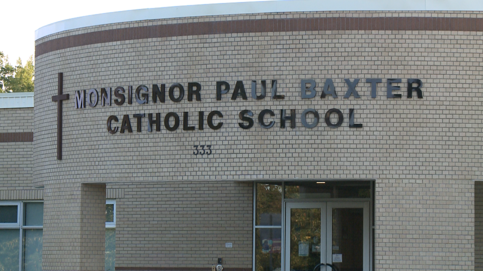 Monsignor Paul Baxter School in Barrhaven