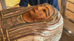 Mysterious coffins found on ancient burial site i