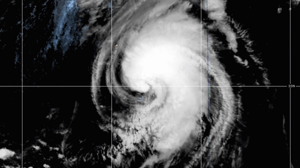 Hurricane Teddy