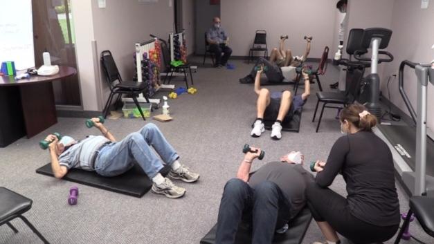 Healthy Hearts rehab centre in Huron County. (Scott Miller/CTV London)