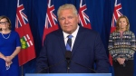 Ontario reporting 425 new COVID-19 cases