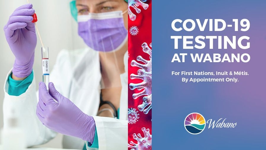 The Wabano Centre for Aboriginal Health on Montreal Road is offering testing for First Nations, Inuit and Metis people. (Wabano Centre/Facebook)