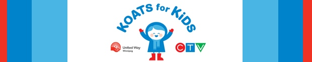 Koats for Kids Banner