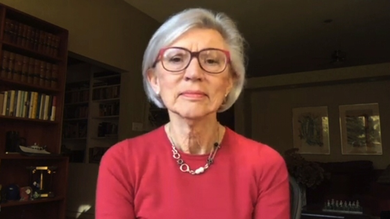 Power Play: McLachlin on Bader Ginsburg