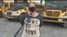 COVID worsens Sudbury's school bus driver shortage