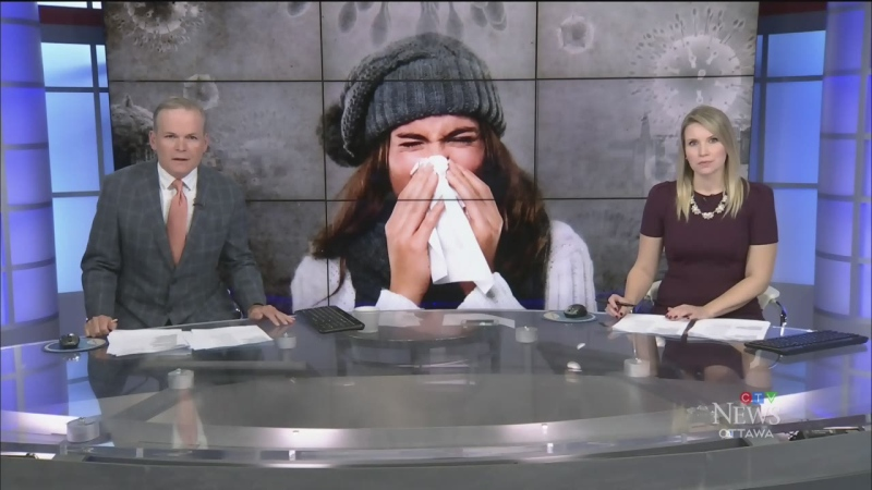 CTV News Ottawa at Six for September 21, 2020