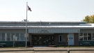The Prairie Valley School Division was alerted by public health on Sunday that someone at Lumsden High School tested positive for the virus. (Marc Smith/CTV Regina)