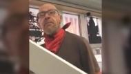 Hate crimes unit probes video