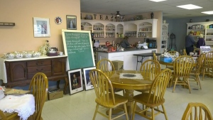 Vintage Tea Room bids farewell