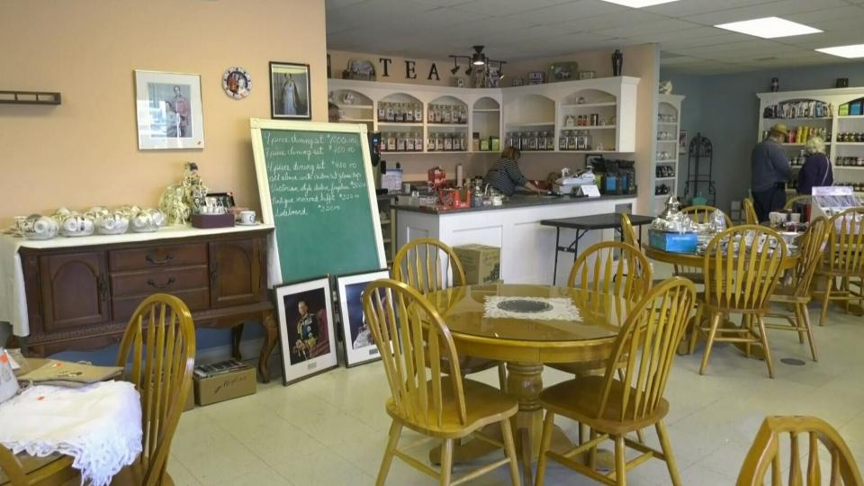 Vintage Tea Room bids farewell