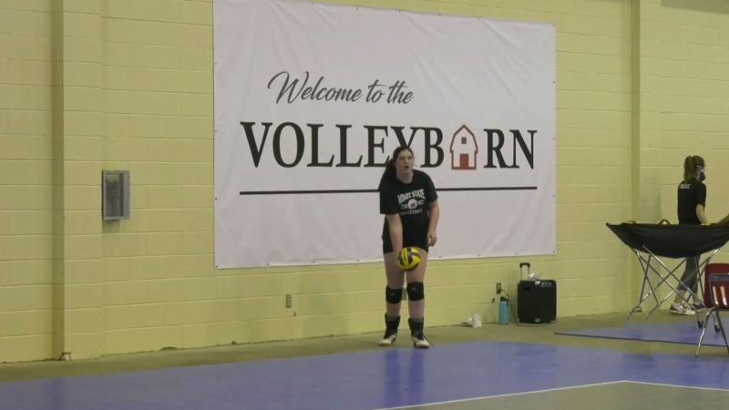 Regina Volleybarn provides new space