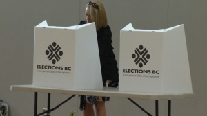 B.C. election voting generic