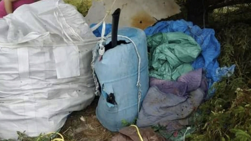 North islanders report surge in trash, human waste