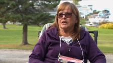 Joanne Atherton is among the estimated 350,000 Canadians who spend between three and six months in Florida.
