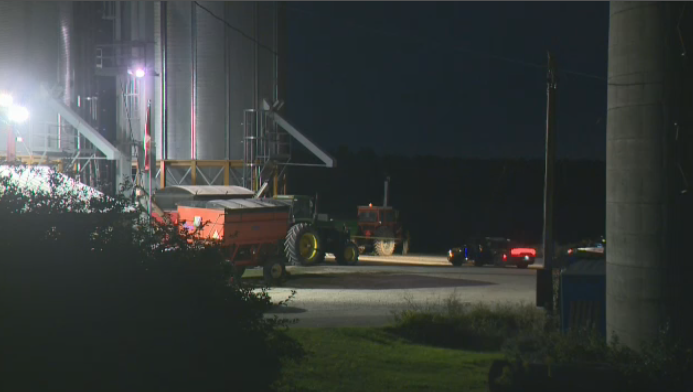 A man was killed after a farming incident in Brant County on Sept. 21, 2020