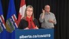 COVID-19 outbreaks at Calgary hospital