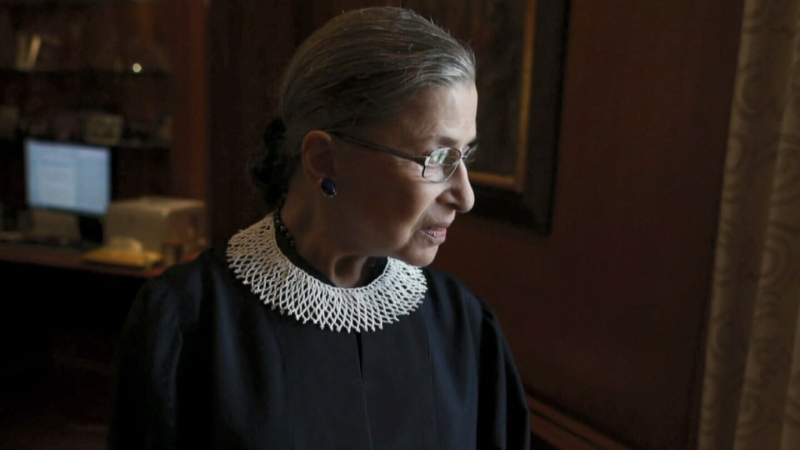 CTV National News: Push to replace 'Notorious RBG'