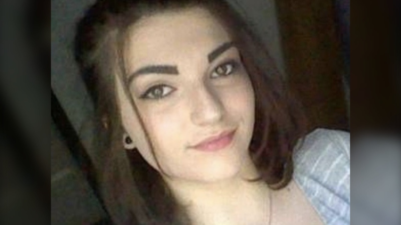 17-year-old Amanda Bedard was last seen on July 25 in Pierrefonds / Photo from the SPVM