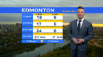 Morning forecast, Sept. 22