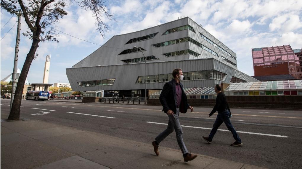 Edmonton Stanley Milner Library