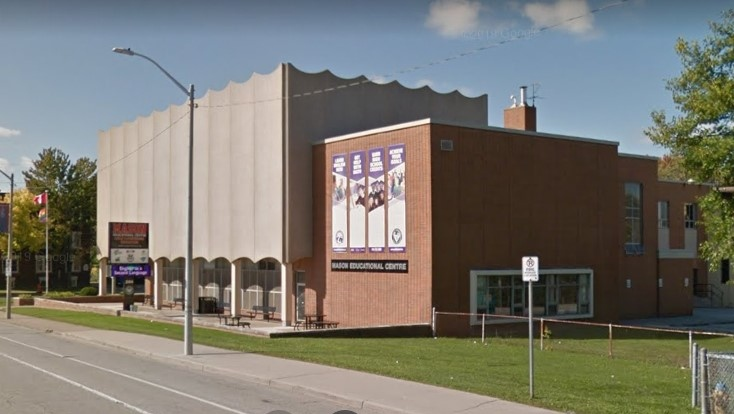 P.A.S.S (Public Alternative Secondary School) Mason Centre on University Avenue West in Windsor, Ont. (Source: Google Maps)