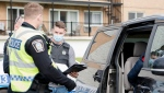 SPVM arrest for 'Project Trinity' / Image provided by SPVM