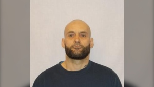 Police say Kenneth James Peever, 45, breached his statutory release. He is wanted on a Canada-wide warrant.