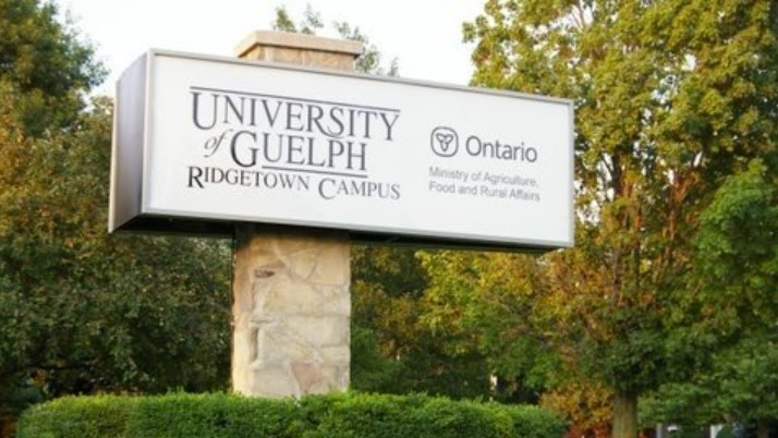 University of Guelph Ridgetown Campus in Ridgetown, Ont.(Source: Ridgetown Campus/Facebook)