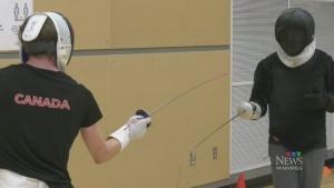 SportStar: Building Manitoba's fencing program