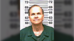 This Jan. 31, 2018 photo, provided by the New York State Department of Corrections, shows Mark David Chapman, the man who killed John Lennon outside his Manhattan apartment in 1980. (New York State Department of Corrections via AP, File)