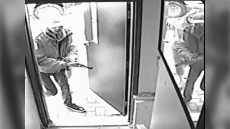 Male suspect in Windy Lake Park break-in (OPP)