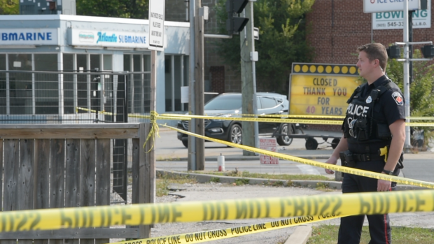 Police investigate the death of a woman in Hamilton, Ont.