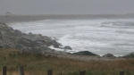 Wind is the main concern in Cape Breton