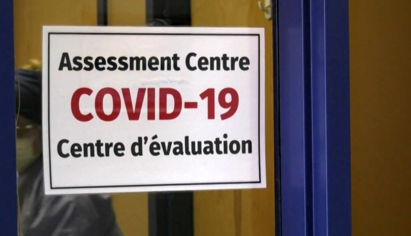 The COVID-19 Assessment Centre in Timmins is increasing its hours. While appointments are still required, there will be more opportunities to get tested and more people will be taking calls. (Lydia Chubak/CTV News)