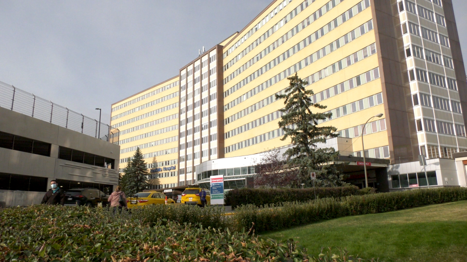A second death at Foothills hospital is being connected to COVID-19 outbreaks in two units at the facility.
