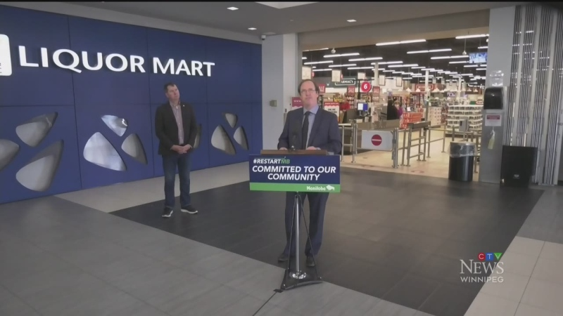 Cracking down on theft in Manitoba stores