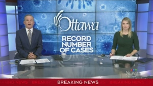 CTV News Ottawa at Six for September 22, 2020