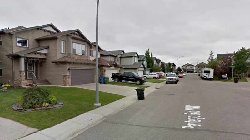 Google street view of the 200 block of Pantego Road N.W. (Google Maps)