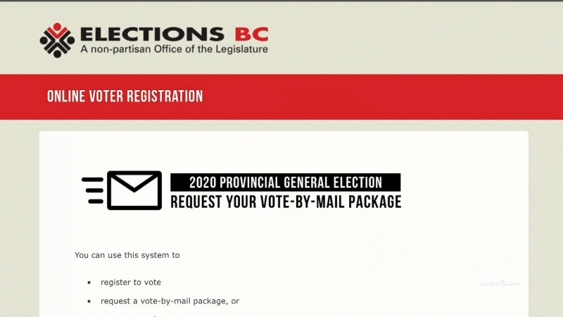 Voting by mail likely to delay B.C. results