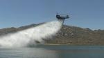Local company sending firefighting aircraft to U.S