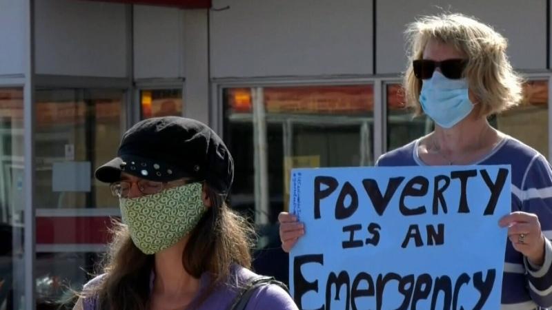 Winnipeg group calling for basic income