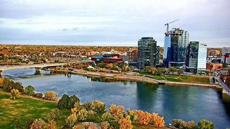 Saskatoon forecast September 23