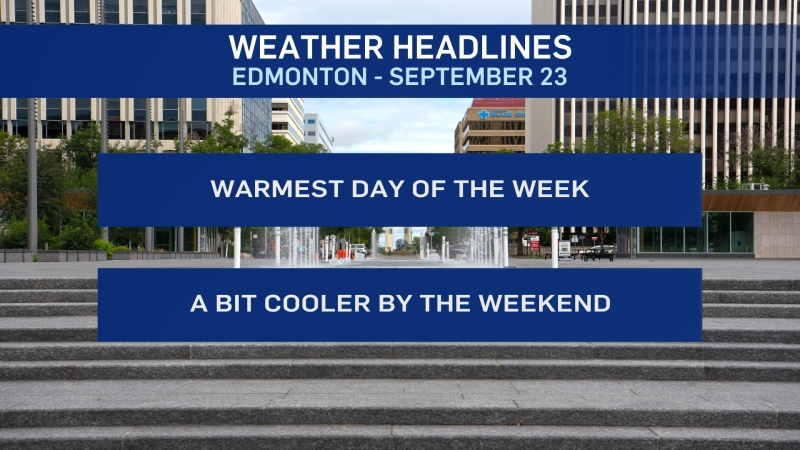 Sept. 23 weather headlines
