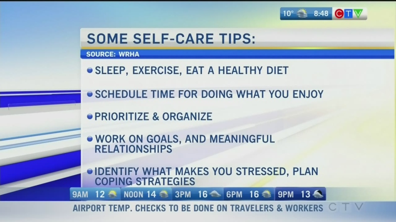 September is Self-Care Month