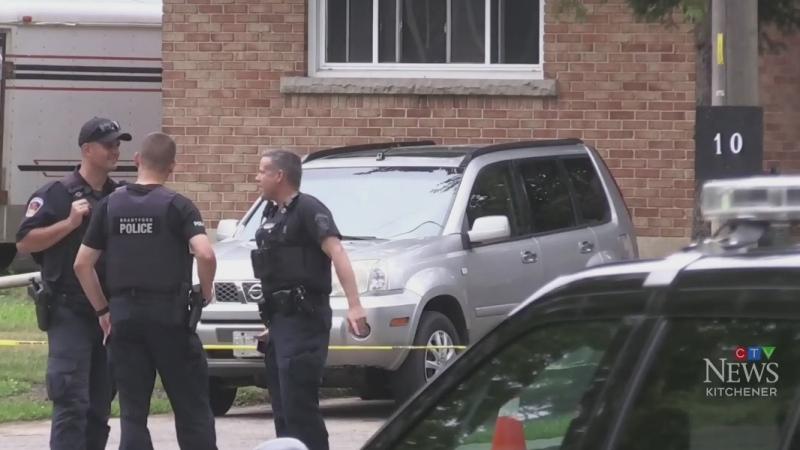 More arrests in Brantford double homicide