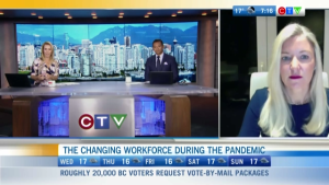 Work, pandemic