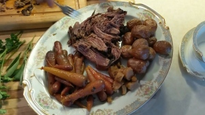 Dry-Brined Pot Roast