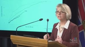 Dr. Bonnie Henry getting death threats