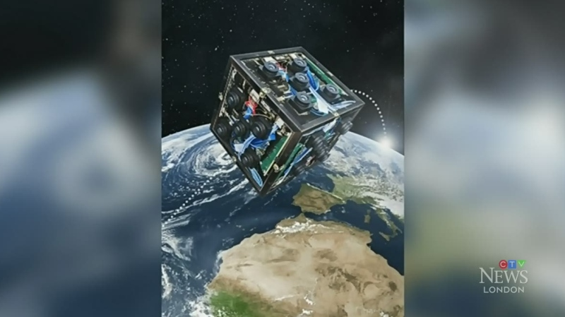 Western Space signs deal for robotic space mission