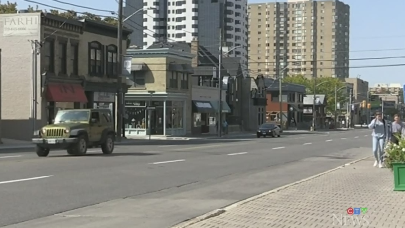 Use it or lose it, say Downtown London businesses